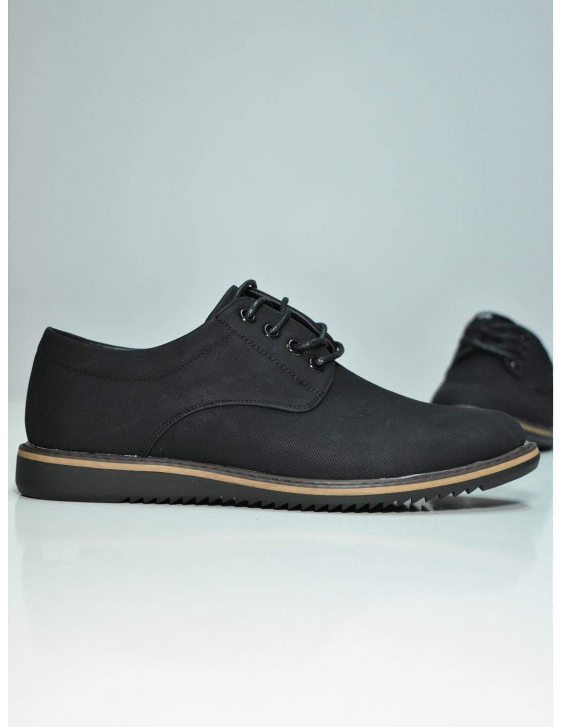 Zapato oxford negro