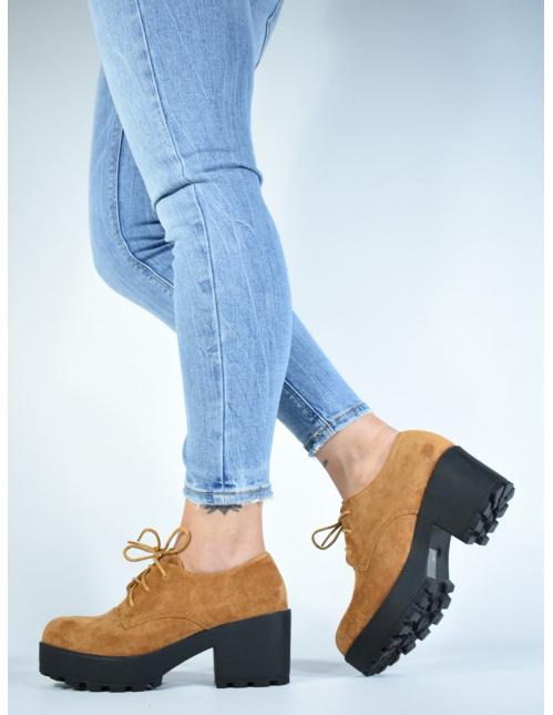 Zapato torin camel